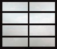 white laminate glass
