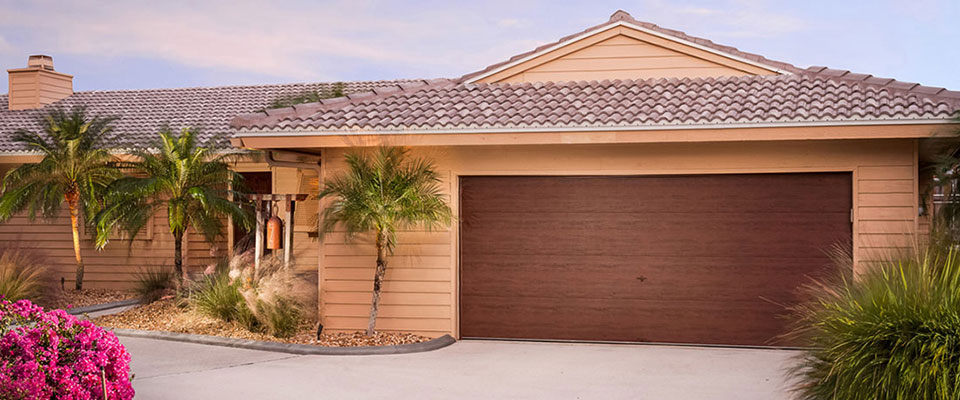 Clopay Modern Steel Garage Door