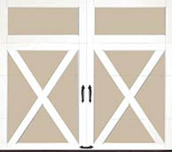 clopay coachman design 21 garage door