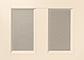 almond overlay sandtone base