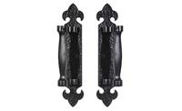olde door pull handles