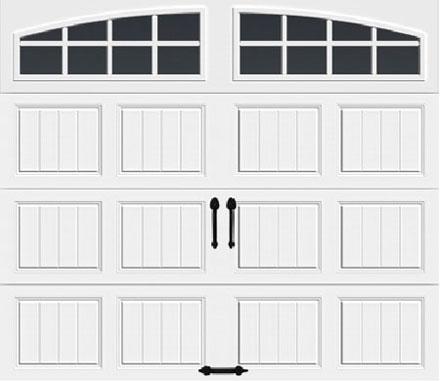 Arch1 w/ Grilles Windows
