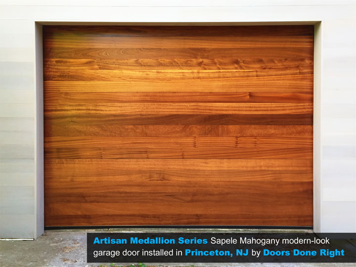 Cedar Garage Door Wood Garage Door