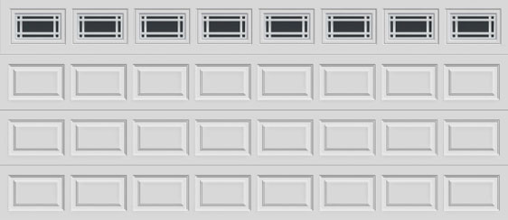 Doors Done Right Garage Doors And Openers 16 Ft Raised