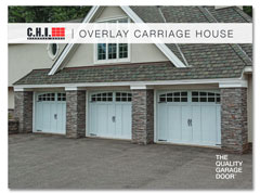 chi-overlay-carriage-house-garage-door-brochure