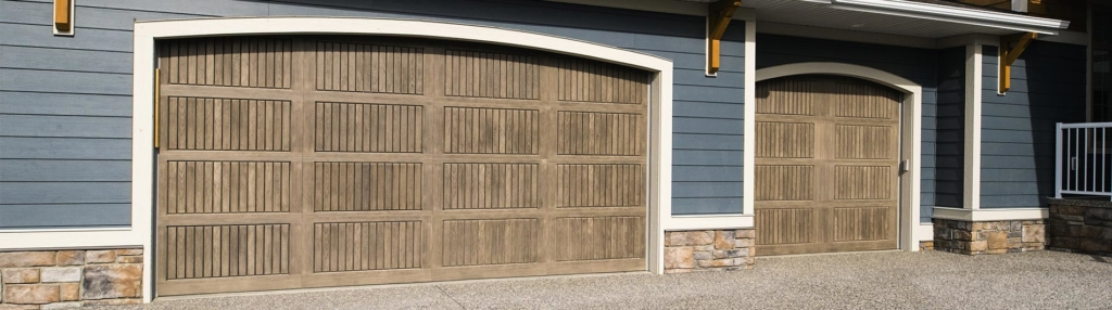9800 Fiberglass Garage Door Sonoma Clay