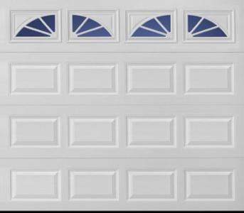 Amarr Short Panel with Wagon Wheel Windows